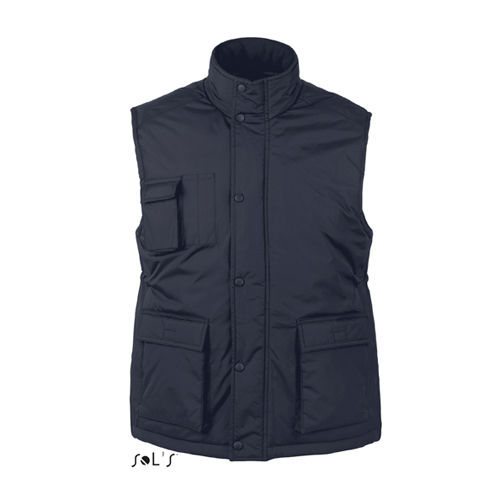 Ripstop Bodywarmer Wells [XL] (french navy) (Art.-Nr. CA111305)