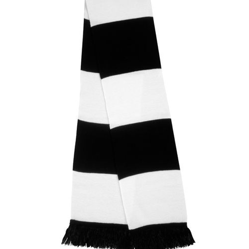 Team Scarf [One Size] (black / white) (Art.-Nr. CA111350)
