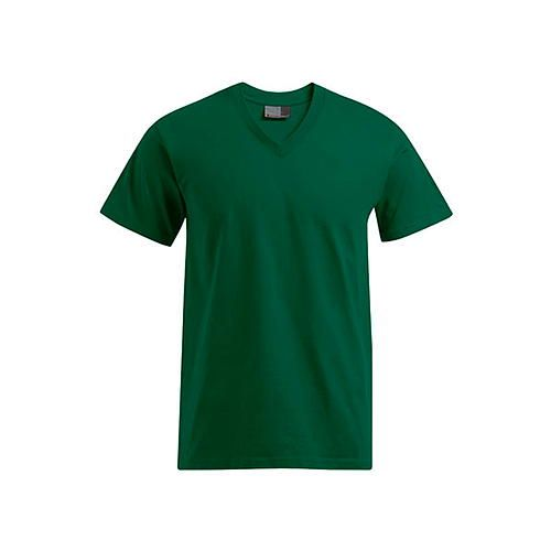 Premium V-Neck-T [3XL] (Forest) (Art.-Nr. CA114805)