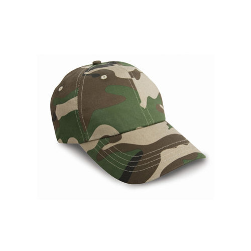 Heavy Cotton Drill Pro Style Cap [One Size] (camouflage) (Art.-Nr. CA117266)