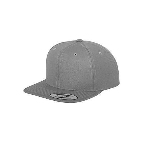 Classic Snapback [One Size] (silver) (Art.-Nr. CA119542)