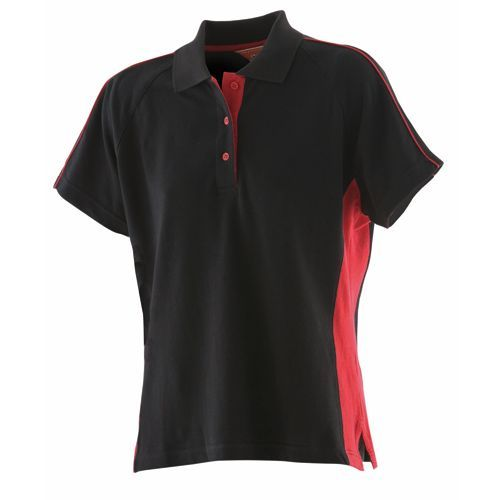 Ladies` Sports Polo [M] (black) (Art.-Nr. CA120899)