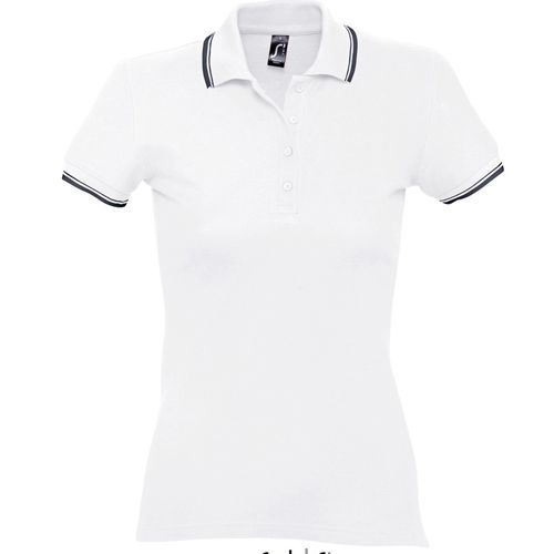 Women`s Polo Practice [XXL] (White) (Art.-Nr. CA121129)
