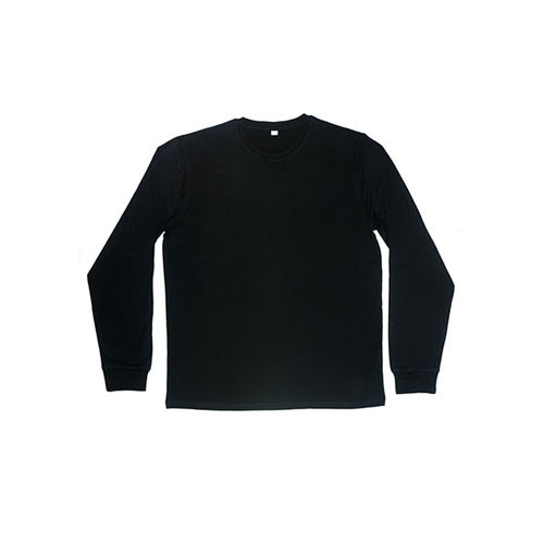 Men`s Superstar Long Sleeve T [XL] (black) (Art.-Nr. CA122353)