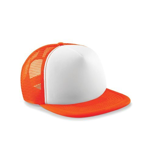 Vintage Snapback Trucker [One Size] (orange) (Art.-Nr. CA122750)