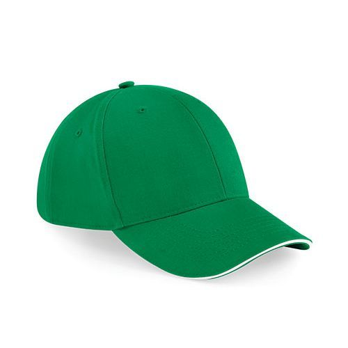 Athleisure 6 Panel Cap [One Size] (Kelly green) (Art.-Nr. CA124690)