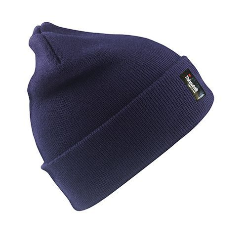 Woolly Ski Hat 3M™ Thinsulate™ [One Size] (navy) (Art.-Nr. CA125769)