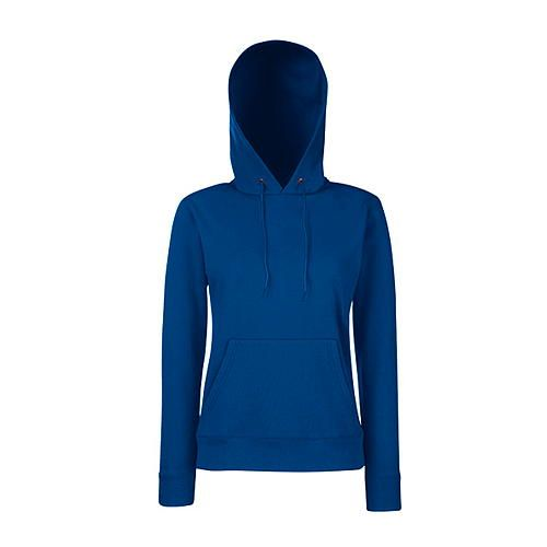 Classic Hooded Sweat Lady-Fit [XXL] (navy) (Art.-Nr. CA130412)