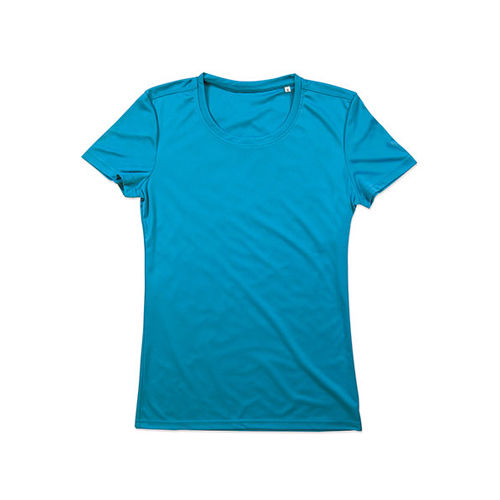 Active Sports-T Crew Neck for women [L] (Hawaii Blue) (Art.-Nr. CA135789)