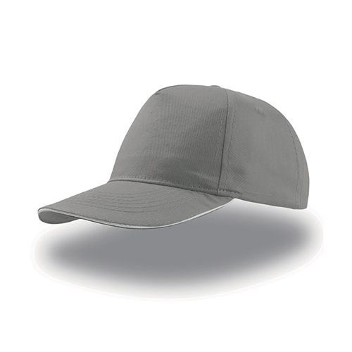 Start Five Sandwich Cap [One Size] (grey) (Art.-Nr. CA137875)