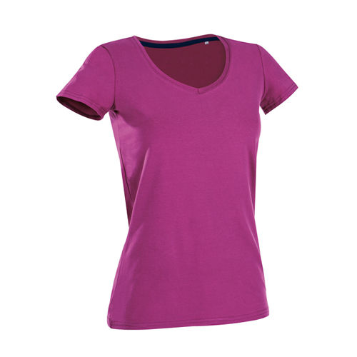 Claire V-Neck for women [XL] (Cupcake pink) (Art.-Nr. CA140346)