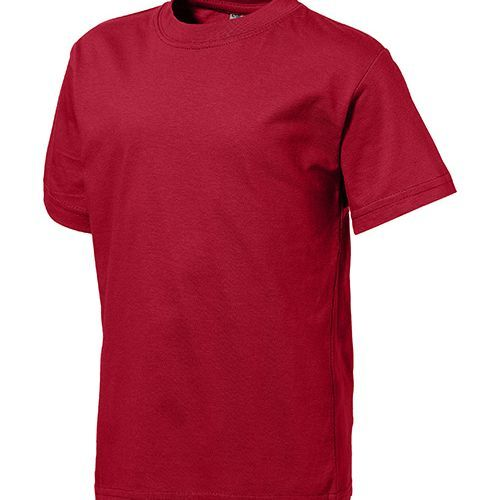 Ace T-Shirt [S] (Dark Red) (Art.-Nr. CA142094)