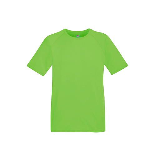 Performance T [XL] (lime) (Art.-Nr. CA142641)