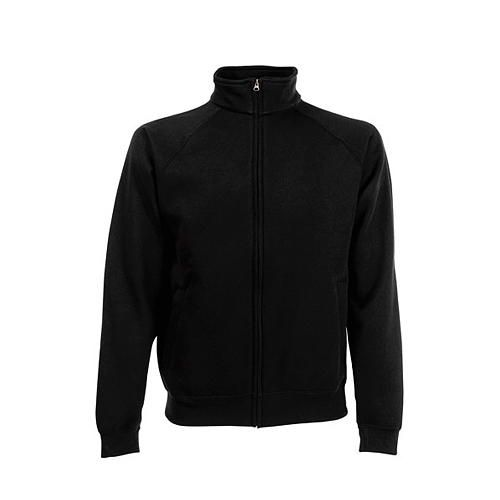Classic Sweat Jacket [XXL] (black) (Art.-Nr. CA143508)