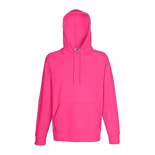Lightweight Hooded Sweat [L] (fuchsia) (Art.-Nr. CA143614)