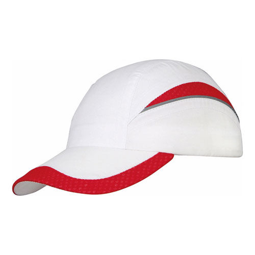 Qualifer Mesh Cap [One Size] (White) (Art.-Nr. CA143683)