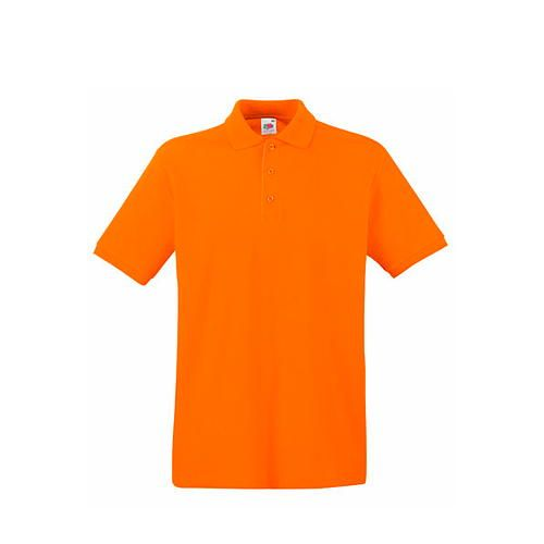 Premium Polo [XL] (orange) (Art.-Nr. CA144256)