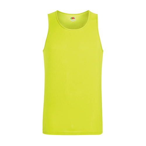 Men`s Performance Vest [XL] (bright yellow) (Art.-Nr. CA144334)