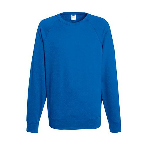 Lightweight Raglan Sweat [XL] (royal blue) (Art.-Nr. CA145090)