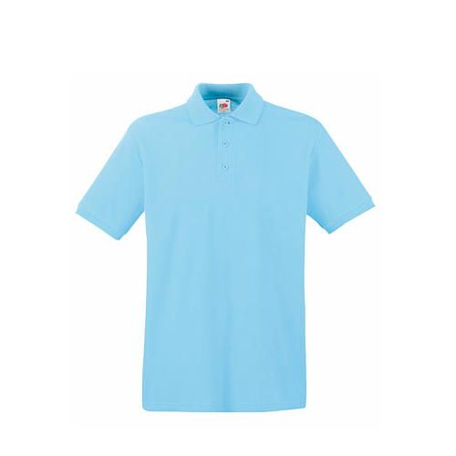 Premium Polo [L] (Sky blue) (Art.-Nr. CA145459)