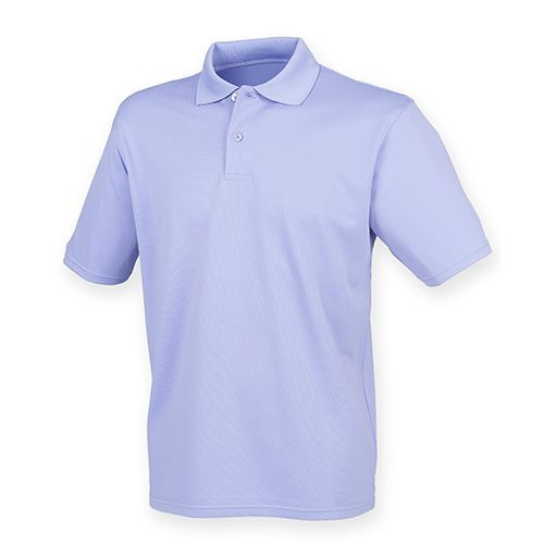 Men`s Coolplus Wicking Polo Shirt [XXL] (Lavender) (Art.-Nr. CA146774)