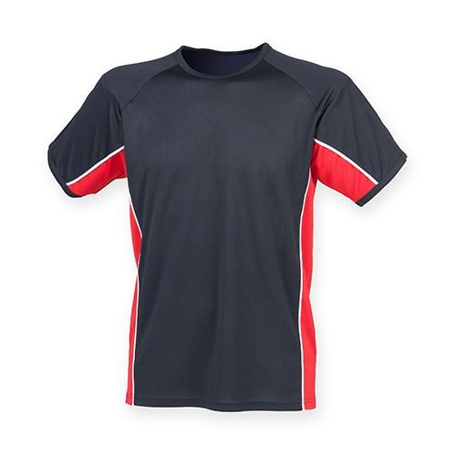 Performance Panel T-Shirt [3XL] (navy) (Art.-Nr. CA147542)