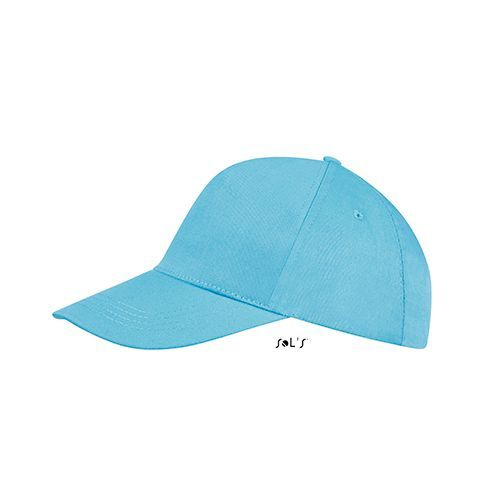 Five Panel Cap Buzz [One Size] (Atoll blue) (Art.-Nr. CA148830)