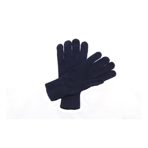 Knitted Gloves [One Size] (Navy) (Art.-Nr. CA149759)