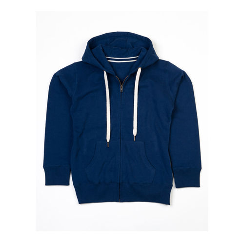 Men`s Superstar Zip-Through Hoodie [L] (Swiss navy) (Art.-Nr. CA150412)