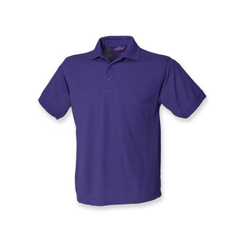 Men`s 65/35 Classic Piqué Polo Shirt [S] (Purple) (Art.-Nr. CA152705)