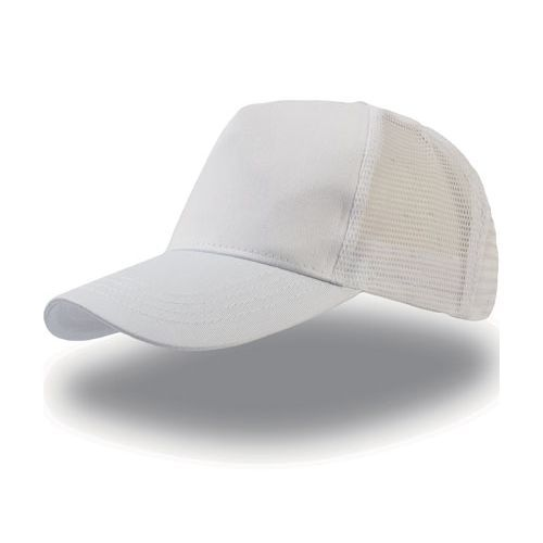 Rapper Cotton Cap [One Size] (white) (Art.-Nr. CA153547)