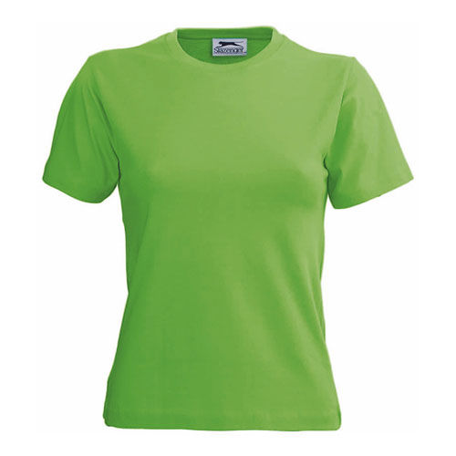 Ace Ladies` T-Shirt [M] (Apple Green) (Art.-Nr. CA156346)