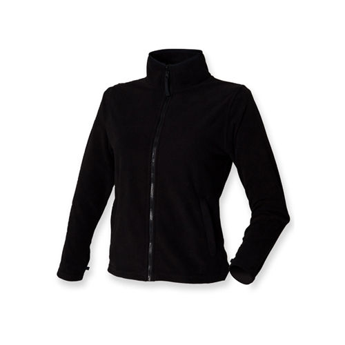 Ladies` Microfleece Jacket [S] (Black) (Art.-Nr. CA156905)