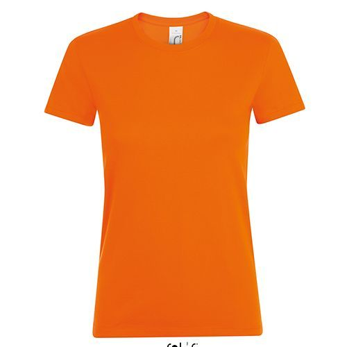 Regent Women T-Shirt [M] (orange) (Art.-Nr. CA158063)