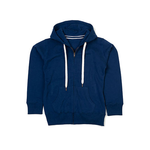 Women`s Superstar Zip Through Hoodie [S] (Swiss Navy) (Art.-Nr. CA169550)