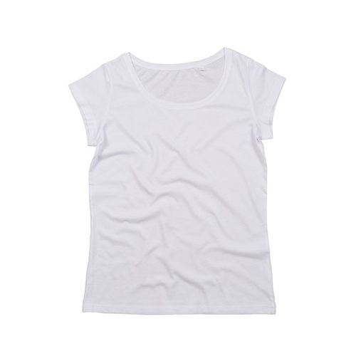 Women´s Organic U-Neck T [L] (white) (Art.-Nr. CA177434)