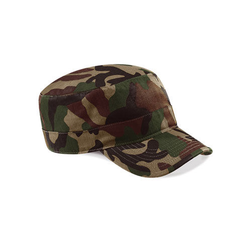 Camo Army Cap [One Size] (Jungle Camo) (Art.-Nr. CA178049)