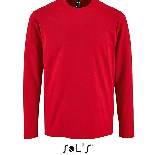 Mens Long-Sleeve T-Shirt Imperial [S] (Art.-Nr. CA184766)