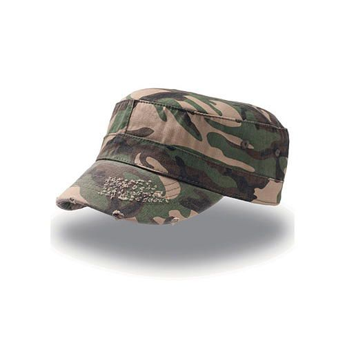 Urban Destroyed Cap [L/XL] (camouflage) (Art.-Nr. CA185644)