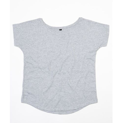Women`s Loose Fit T [L] (Heather Grey Melange) (Art.-Nr. CA190823)
