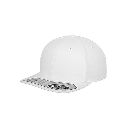 110 Fitted Snapback [One Size] (white) (Art.-Nr. CA192173)