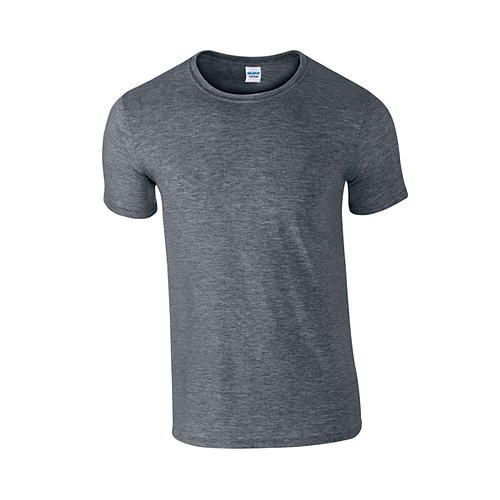 Softstyle® T- Shirt [S] (dark heather) (Art.-Nr. CA196322)