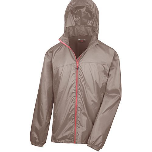 Urban HDi Quest Lightweight Stowable Jacket [XS] (Fennel / pink) (Art.-Nr. CA208106)