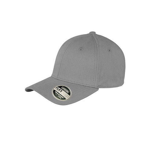 Kansas Flex Cap [S/M] (Cool grey) (Art.-Nr. CA215146)