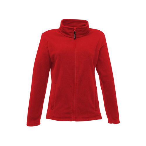Women´s Micro Full Zip Fleece [38 (12)] (classic red) (Art.-Nr. CA223258)