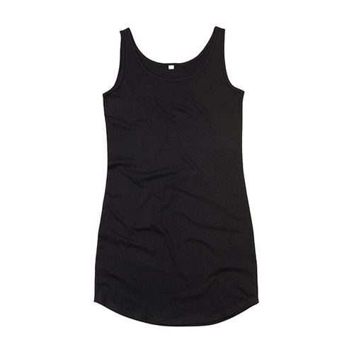 Curved Vest Dress [M] (Black) (Art.-Nr. CA224062)