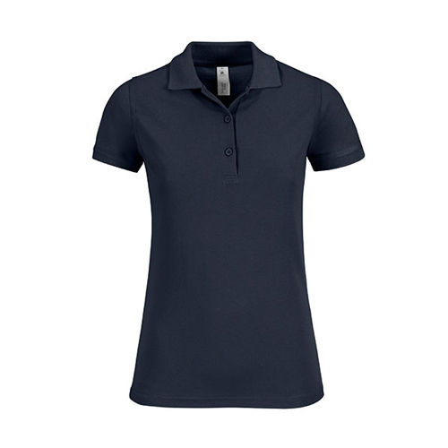 Polo Safran Timeless / Women [L] (navy) (Art.-Nr. CA236713)