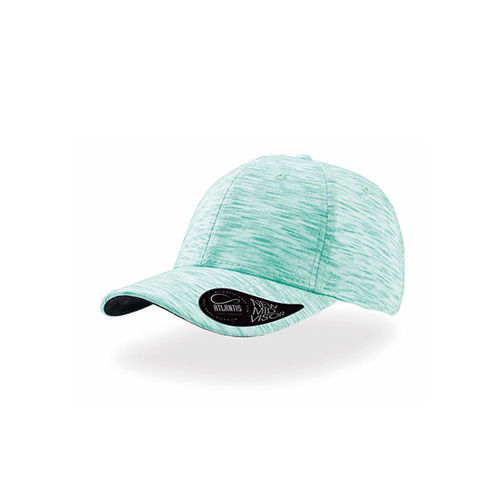 Mash-Up - Baseball Cap [One Size] (green Melange) (Art.-Nr. CA236780)