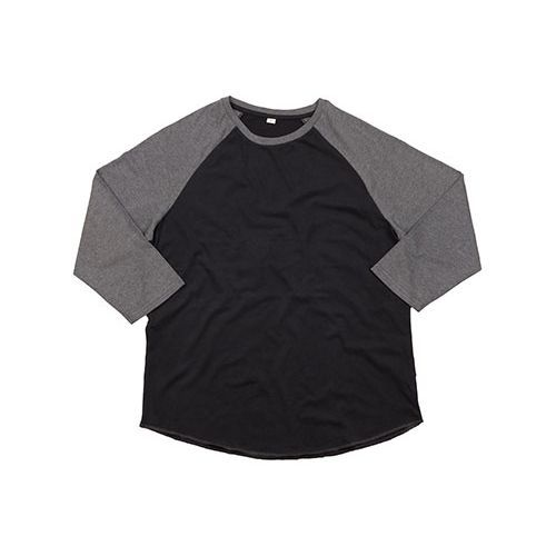 Unisex Superstar Baseball T [M] (Black) (Art.-Nr. CA239995)
