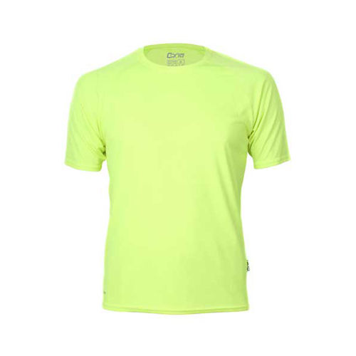 Rainbow Tech Tee [XL] (neon yellow) (Art.-Nr. CA241857)